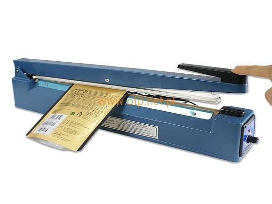 Rewelacyjny Zgrzewarka do folii ręczna PFS-300ABS OTP - Maszyny Pakujące IE24